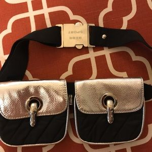 Fanny pack belted